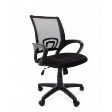 Кресло Chairman 696 сетка черная