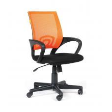 Кресло Chairman 696 сетка оранжевая