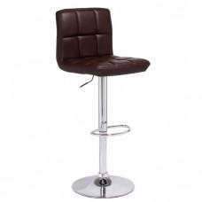 Барный стул BN-1012 темно-коричневый