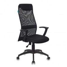 Кресло офисное Бюрократ КВ-8 черное