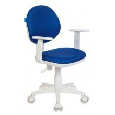 Кресло Бюрократ CH-W356 синее