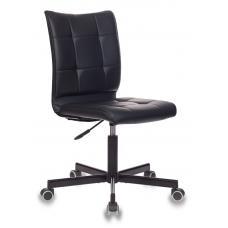Компьютерное кресло Бюрократ СН-330М кожзам черный