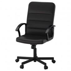 Кресло офисное Бюрократ Treviso черное