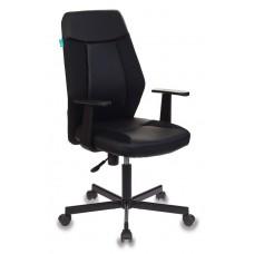 Кресло Бюрократ СН-606 черное