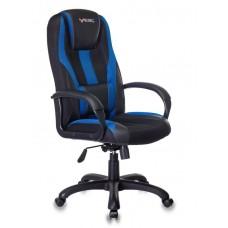 Кресло игровое Бюрократ VIKING-9 синее