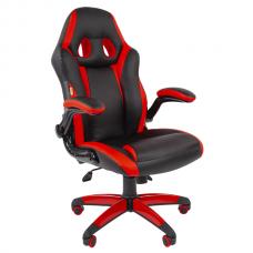 Кресло игровое Chairman Game 15 красное