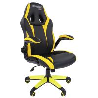 Кресло игровое Chairman Game 15 желтое